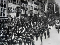 Raduni del Partito Nazista avvenuti a Norimberga