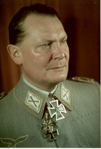 bottiglia  Hermann Goring